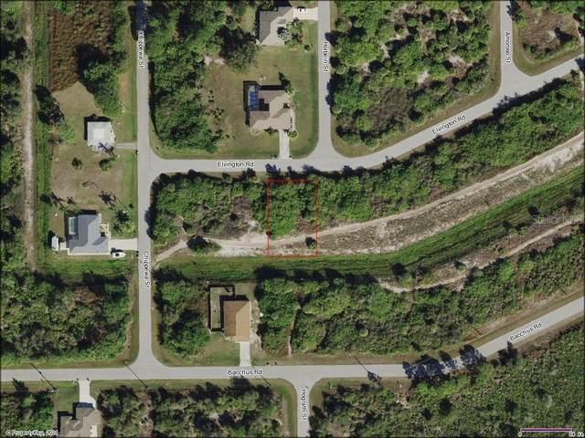 4370 Elvington Road, Port Charlotte, FL 33981 (MLS #A4513622) :: Kelli Eggen at RE/MAX Tropical Sands