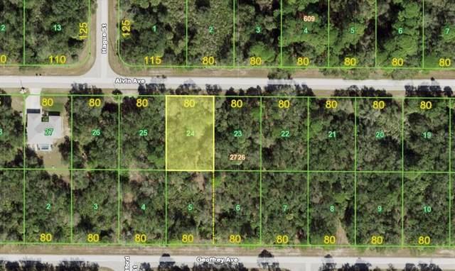 17135 Alvin Avenue, Port Charlotte, FL 33948 (MLS #A4513662) :: The Truluck TEAM