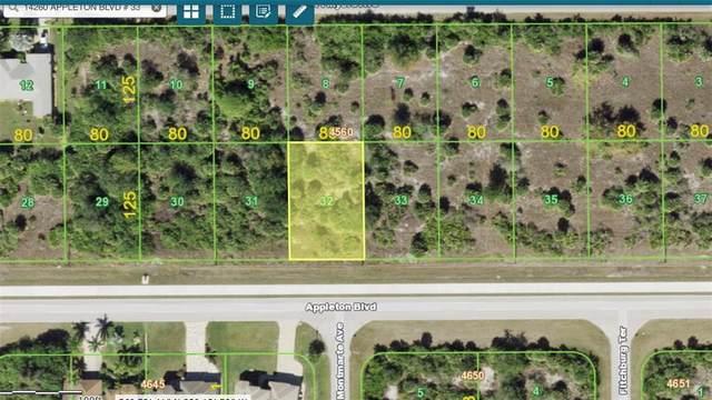 14260 Appleton Boulevard, Port Charlotte, FL 33981 (MLS #A4513835) :: Everlane Realty