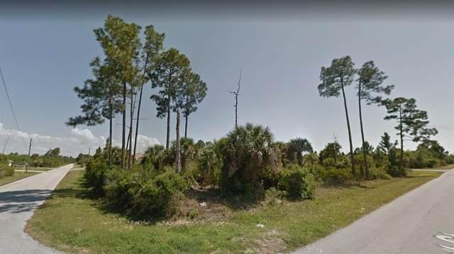 Lansdale Avenue, North Port, FL 34286 (MLS #A4513939) :: Delgado Home Team at Keller Williams