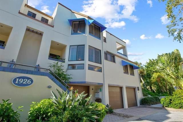 1926 Harbourside Drive #1302, Longboat Key, FL 34228 (MLS #A4513995) :: SunCoast Home Experts