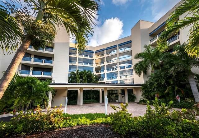 2110 Harbourside Drive #526, Longboat Key, FL 34228 (MLS #A4514034) :: SunCoast Home Experts