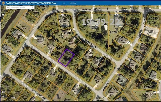 Napoleon Road, North Port, FL 34288 (MLS #A4514184) :: Vacasa Real Estate