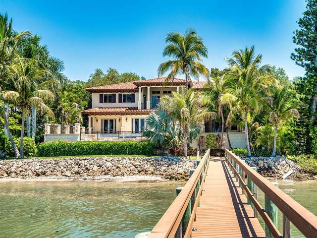 1486 Hillview Drive, Sarasota, FL 34239 (MLS #A4514185) :: Medway Realty