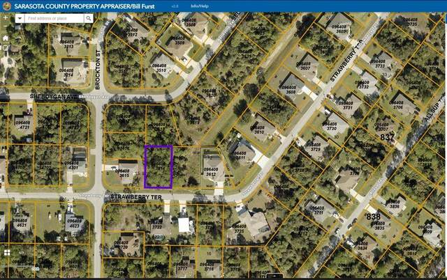 Strawberry Terrace, North Port, FL 34286 (MLS #A4514212) :: Everlane Realty