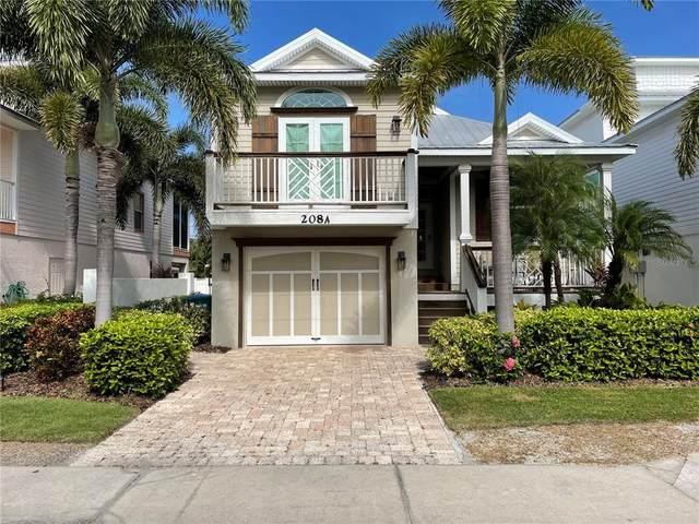 208 66TH Street A, Holmes Beach, FL 34217 (MLS #A4514340) :: McConnell and Associates