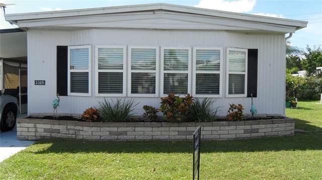 3305 Carol Drive #97, Ellenton, FL 34222 (MLS #A4514352) :: Medway Realty