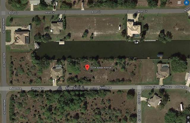 15354 Addax Avenue, Port Charlotte, FL 33981 (MLS #A4514372) :: Global Properties Realty & Investments