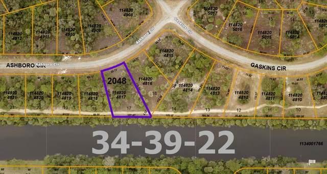 1148204817 Ashboro Circle, North Port, FL 34288 (MLS #A4514388) :: Delgado Home Team at Keller Williams