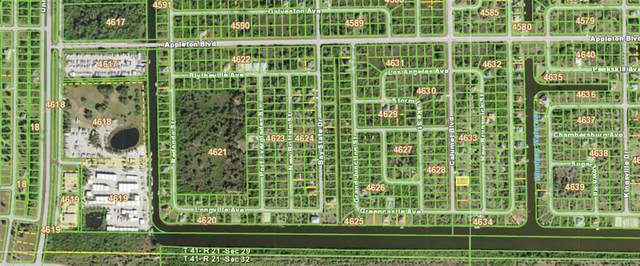 10466 Calumet Boulevard, Port Charlotte, FL 33981 (MLS #A4514637) :: Everlane Realty