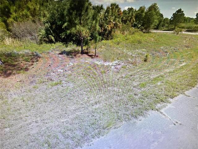 Sheno Drive, North Port, FL 34288 (MLS #A4514716) :: Delgado Home Team at Keller Williams