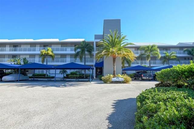 615 Dream Island Road #108, Longboat Key, FL 34228 (MLS #A4514751) :: Medway Realty