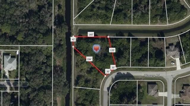 8992 Wawana Road, North Port, FL 34287 (MLS #A4514768) :: Delgado Home Team at Keller Williams