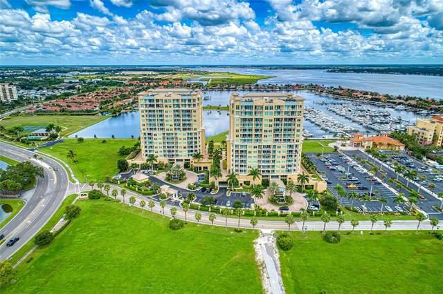 140 Riviera Dunes Way #501, Palmetto, FL 34221 (MLS #A4514769) :: Medway Realty