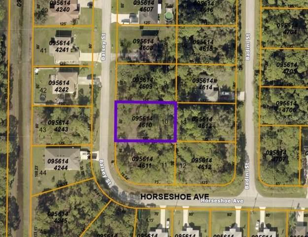 Balsey Street, North Port, FL 34286 (MLS #A4514805) :: Delgado Home Team at Keller Williams