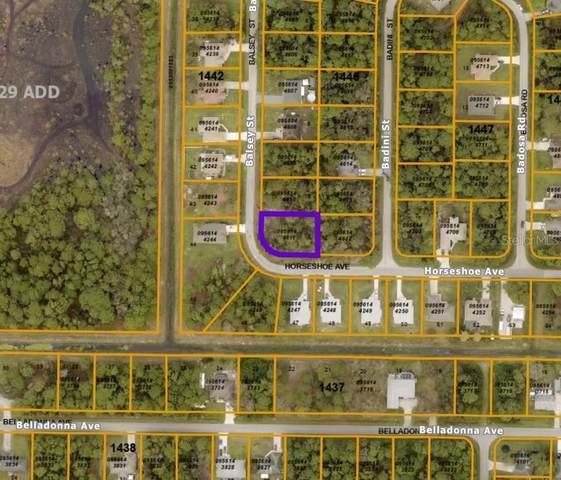 Balsey Street, North Port, FL 34286 (MLS #A4514806) :: Delgado Home Team at Keller Williams