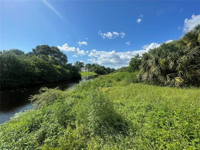 Bendix Terrace, North Port, FL 34286 (MLS #A4514861) :: Delgado Home Team at Keller Williams