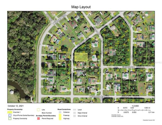 483 Chamber Street NW, Port Charlotte, FL 33948 (MLS #A4514878) :: Orlando Homes Finder Team