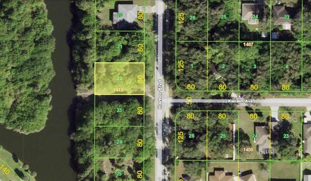 1449 Harbor Boulevard, Port Charlotte, FL 33952 (MLS #A4514913) :: McConnell and Associates