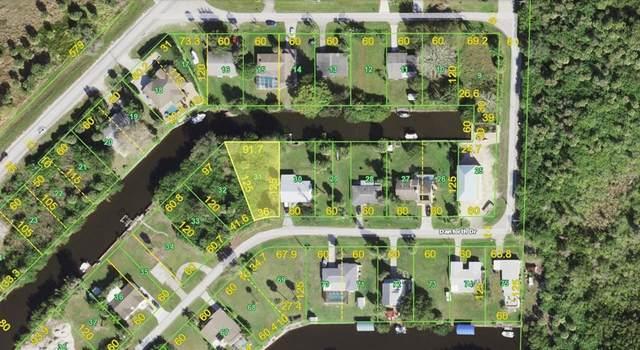 148 Danforth Drive, Port Charlotte, FL 33980 (MLS #A4514917) :: Premium Properties Real Estate Services