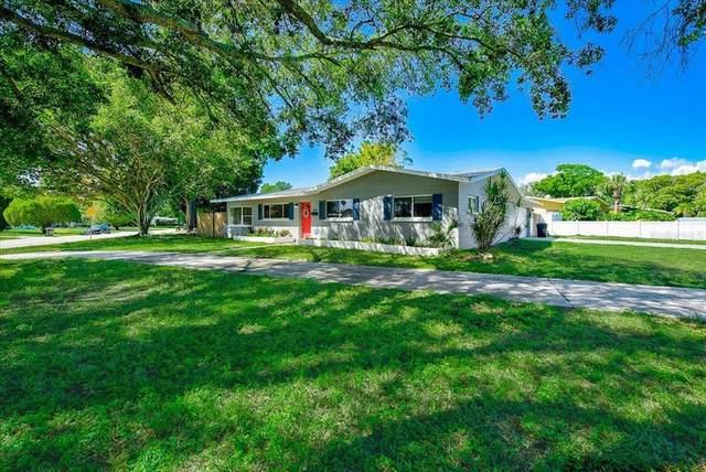 393 Lewis Boulevard SE, St Petersburg, FL 33705 (MLS #A4514968) :: Baird Realty Group