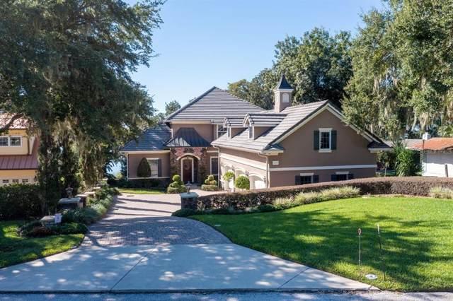 1318 Magnolia Avenue, Mount Dora, FL 32757 (MLS #A4515004) :: Bob Paulson with Vylla Home