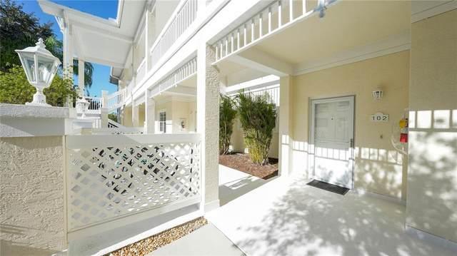 3803 54TH Drive W #102, Bradenton, FL 34210 (MLS #A4515090) :: Florida Real Estate Sellers at Keller Williams Realty