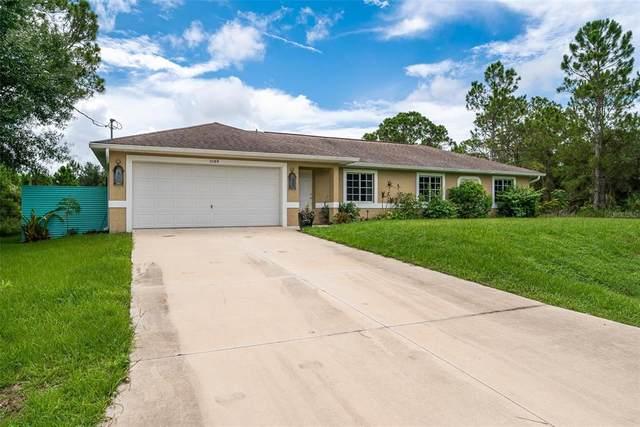 5084 Bobwhite Street, North Port, FL 34291 (MLS #A4515110) :: Delgado Home Team at Keller Williams