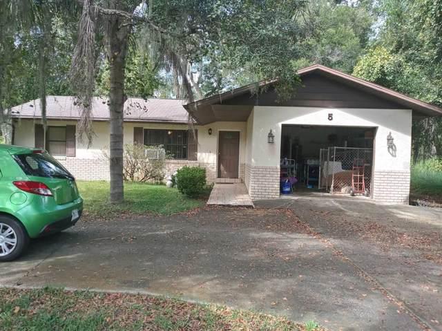 5 Elm Road, Ocala, FL 34472 (MLS #A4515135) :: Delgado Home Team at Keller Williams
