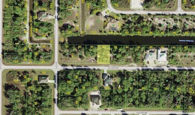 13172 Amaryllis Circle, Port Charlotte, FL 33981 (MLS #A4515190) :: The Hesse Team