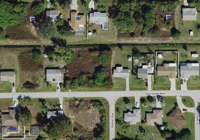 10470 Deerwood Avenue, Englewood, FL 34224 (MLS #A4515203) :: Everlane Realty