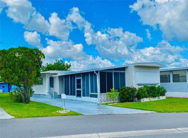 338 Blackburn Boulevard, North Port, FL 34287 (MLS #A4515220) :: MavRealty