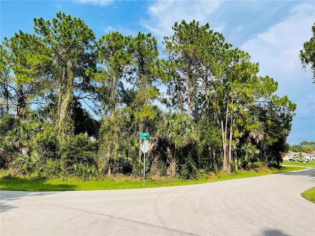 Lot 47 Petunia Terrace, North Port, FL 34286 (MLS #A4515225) :: Sarasota Home Specialists