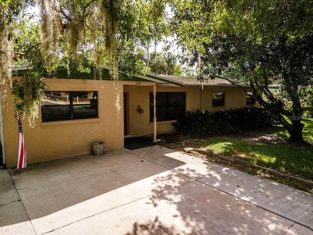 606 15TH AVENUE Drive E, Palmetto, FL 34221 (MLS #A4515235) :: Medway Realty