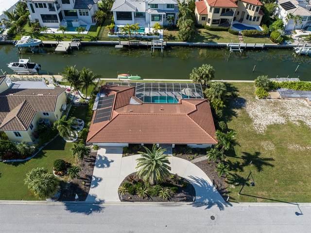 609 Halyard Lane, Longboat Key, FL 34228 (MLS #A4515243) :: Medway Realty
