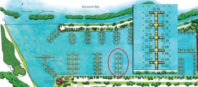 2800 Harbourside Drive D-05, Longboat Key, FL 34228 (MLS #A4515251) :: RE/MAX LEGACY