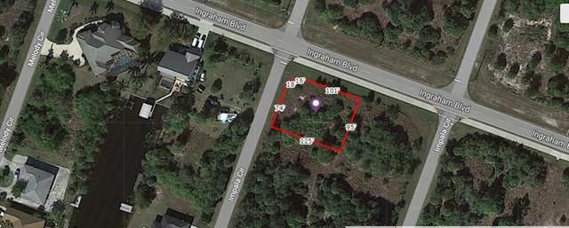 14491 Ingraham Boulevard, Port Charlotte, FL 33981 (MLS #A4515297) :: The BRC Group, LLC