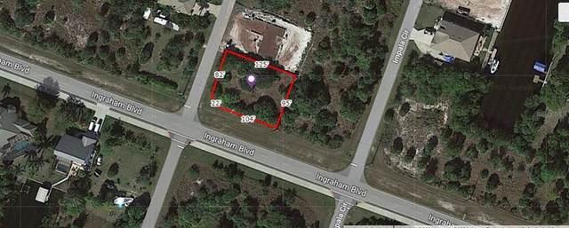 14490 Ingraham Boulevard, Port Charlotte, FL 33981 (MLS #A4515308) :: The BRC Group, LLC