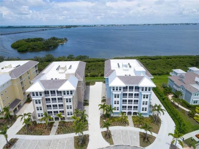 380 Aruba Circle #403, Bradenton, FL 34209 (MLS #A4515334) :: Cartwright Realty