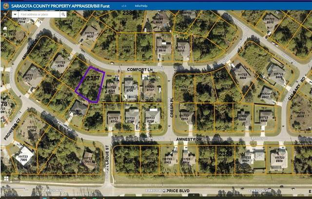 Comfort Lane, North Port, FL 34288 (MLS #A4515394) :: Rabell Realty Group