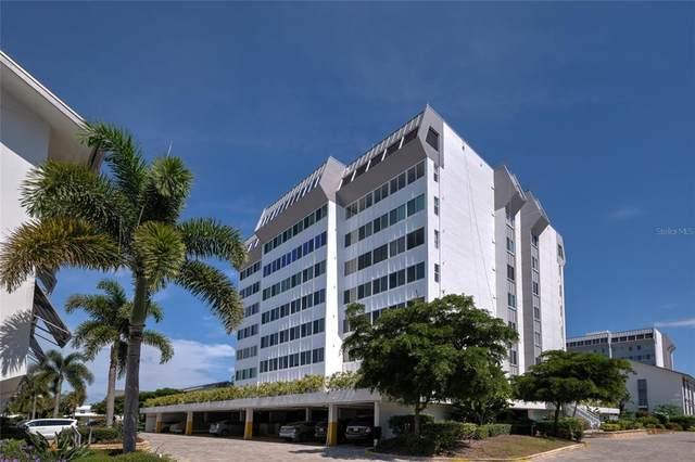 1055 W Peppertree Drive 701AA, Sarasota, FL 34242 (MLS #A4515408) :: McConnell and Associates