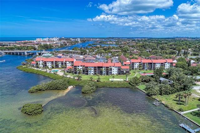 1618 Stickney Point Road 18-201, Sarasota, FL 34231 (MLS #A4515424) :: Medway Realty