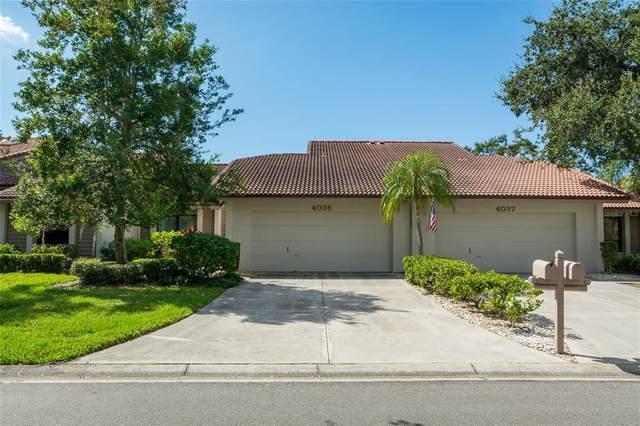 4035 Wilshire Circle E #138, Sarasota, FL 34238 (MLS #A4515425) :: Cartwright Realty