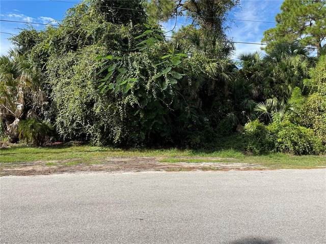 Edwin Avenue, North Port, FL 34288 (MLS #A4515458) :: Realty Executives