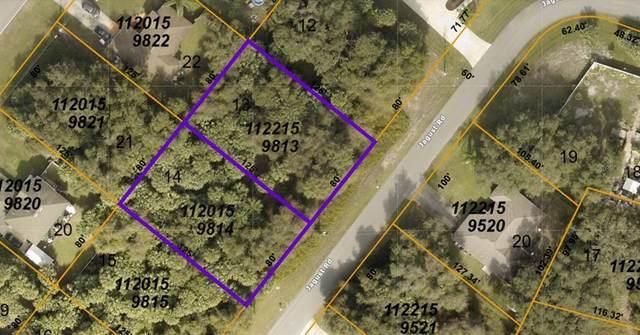 1120159813 & 1120159 Jagust Road, North Port, FL 34288 (MLS #A4515466) :: Everlane Realty
