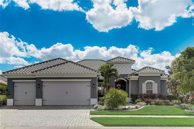 13631 Brilliante Drive, Venice, FL 34293 (MLS #A4515486) :: The Kardosh Team