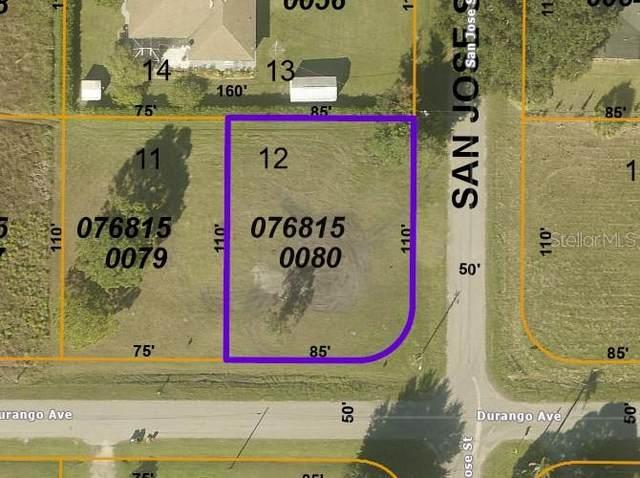 Durango Avenue, North Port, FL 34287 (MLS #A4515499) :: CARE - Calhoun & Associates Real Estate