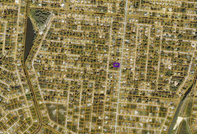 Salford Boulevard, North Port, FL 34287 (MLS #A4515511) :: CARE - Calhoun & Associates Real Estate