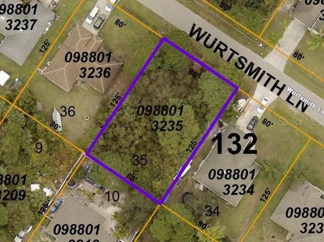 Wurtsmith Lane, North Port, FL 34286 (MLS #A4515517) :: CARE - Calhoun & Associates Real Estate