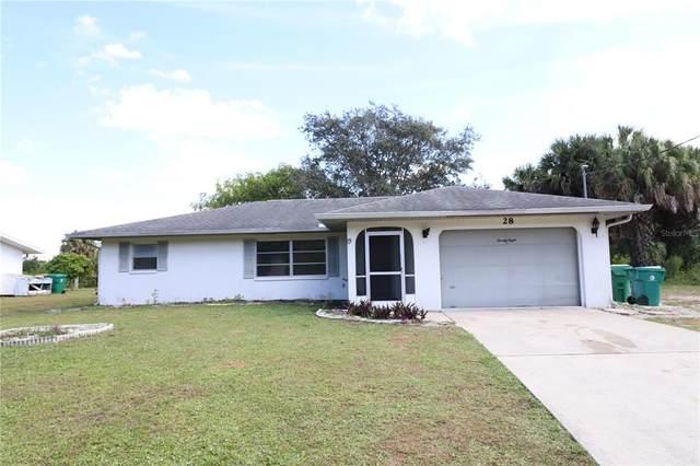 28 Eppinger Drive, Port Charlotte, FL 33953 (MLS #A4515548) :: The Heidi Schrock Team